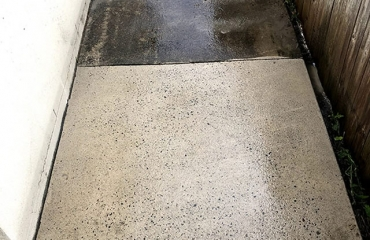 Pressure Washing of Paths